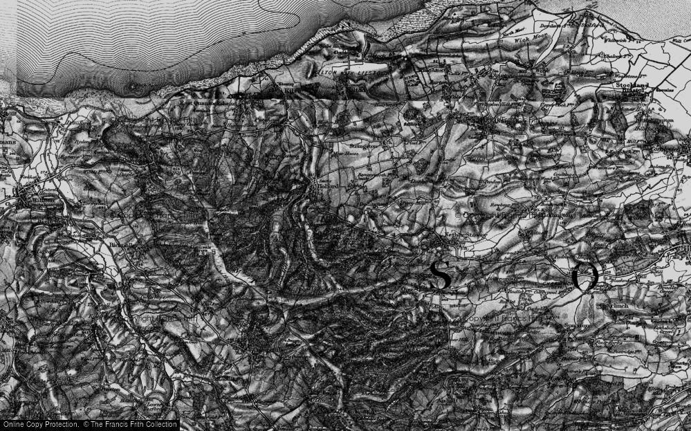 Woodlands, 1898
