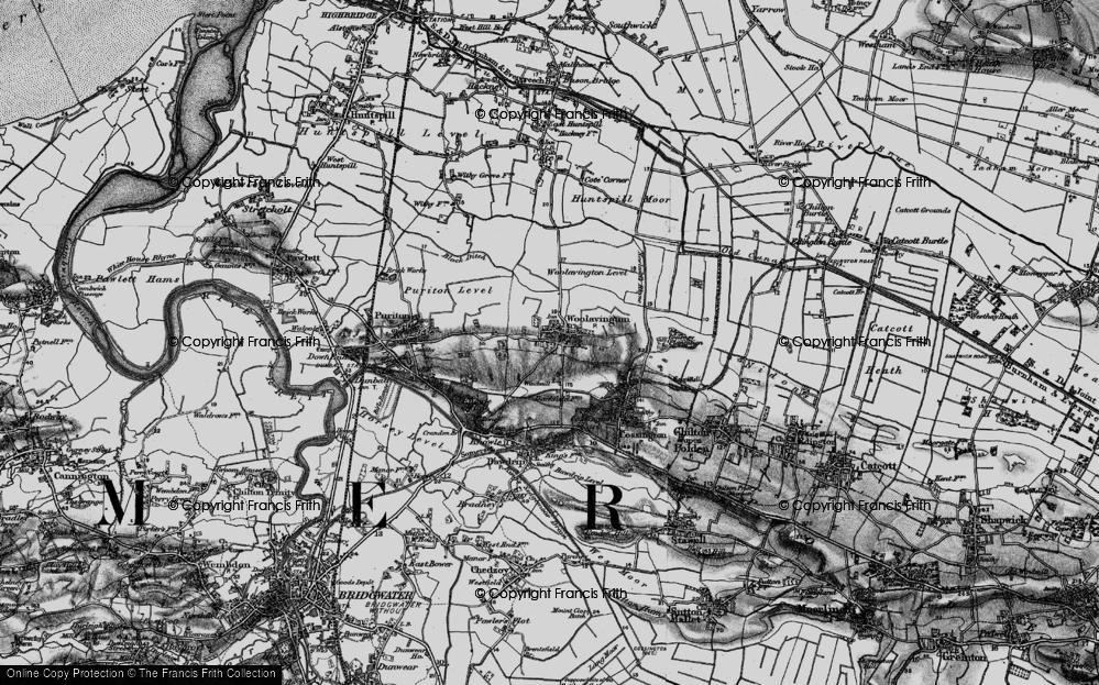 Woolavington, 1898