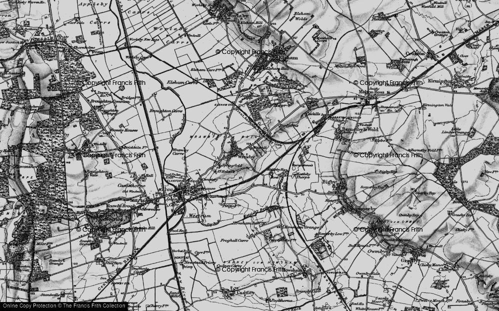 Wrawby, 1895