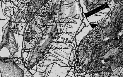 Old map of Wreaks End in 1897
