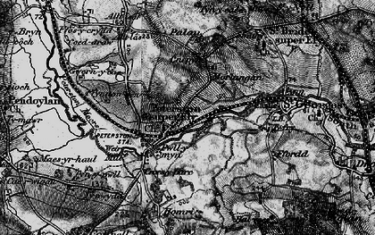 Old map of Wyndham Park in 1897