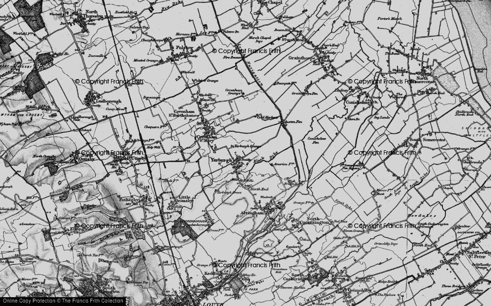 Yarburgh, 1899
