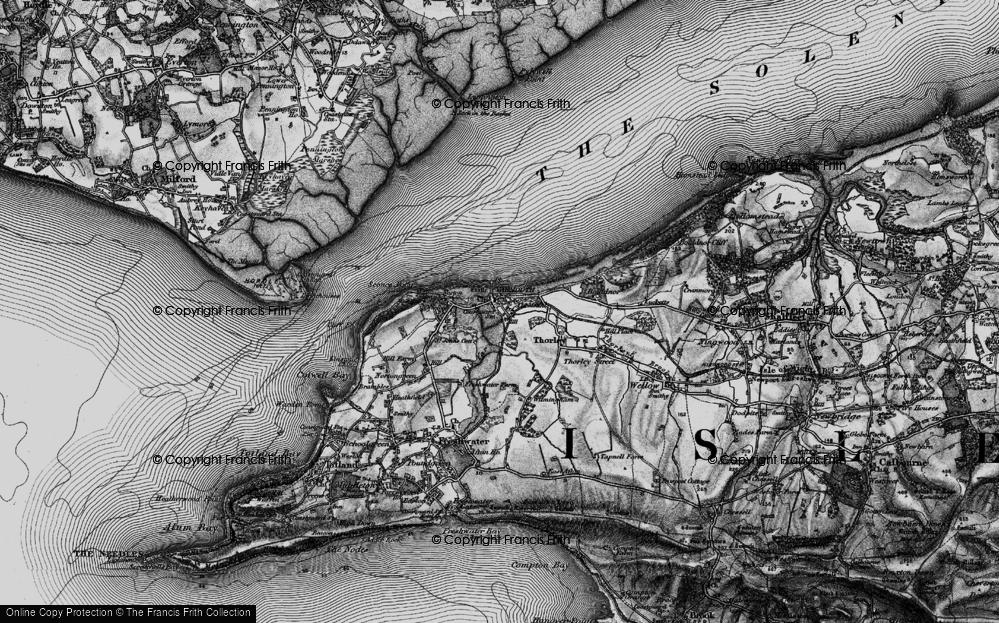 Yarmouth, 1895